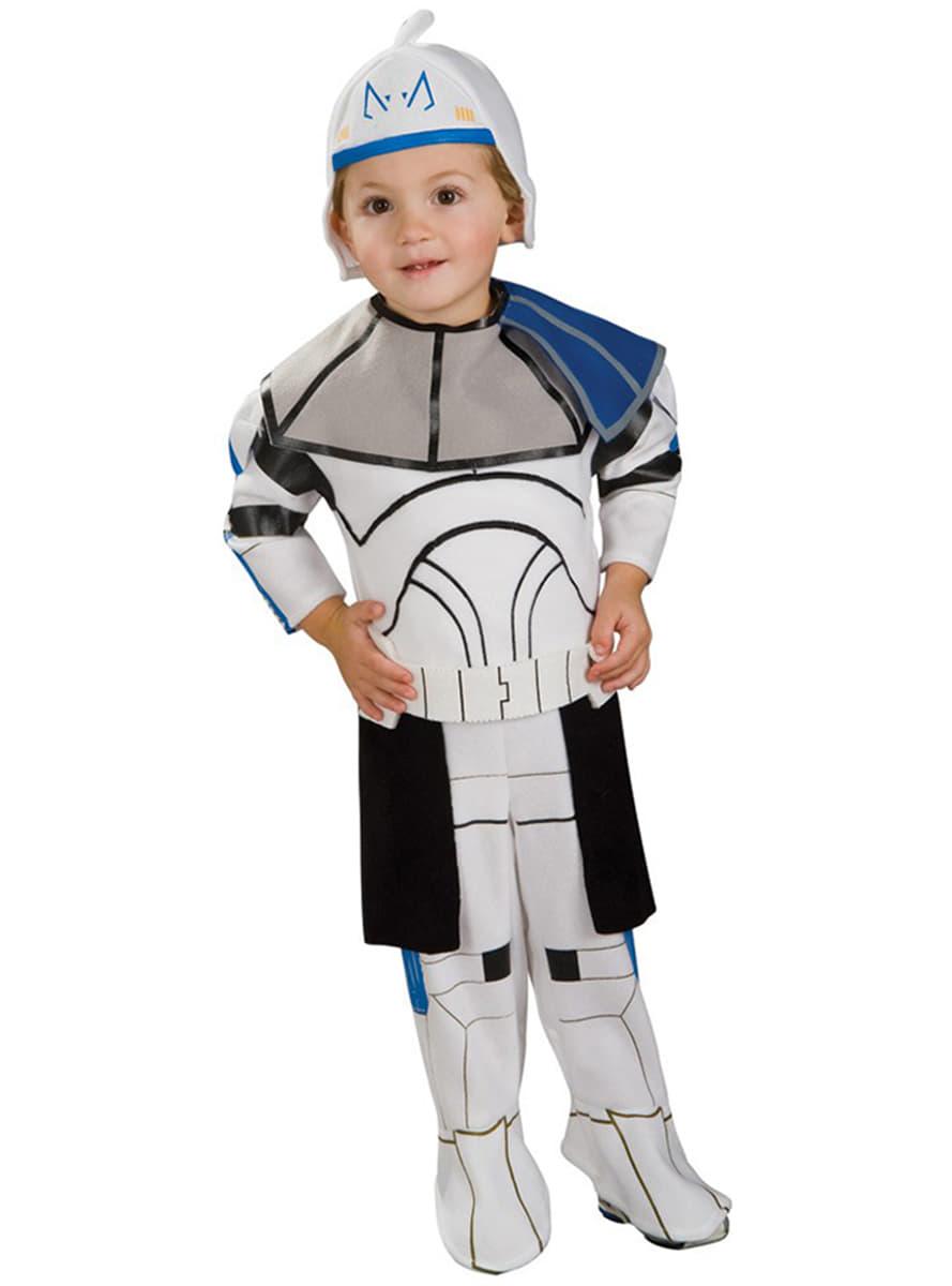 kapit n rex kost m f r babys clone trooper funidelia. Black Bedroom Furniture Sets. Home Design Ideas