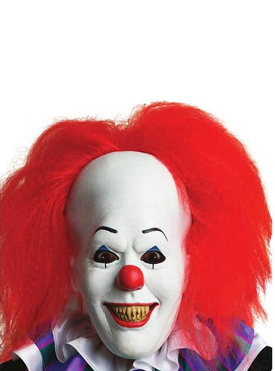 clown masker halloween