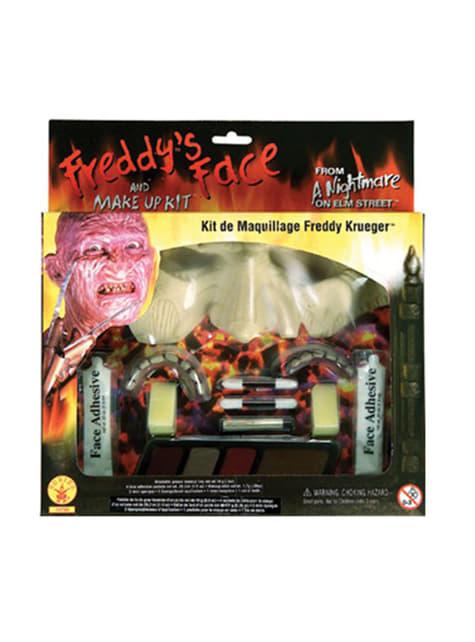 Freddy Krueger make-up sæt