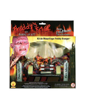 Freddy Krueger make-up kit