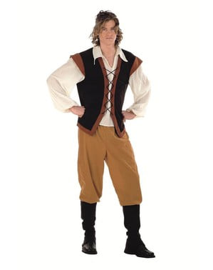 Medieval Peasant Mens Costume