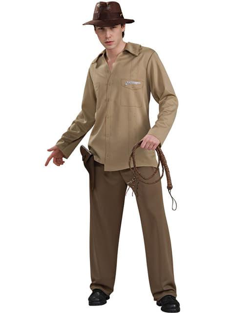 Déguisement Indiana Jones classique homme