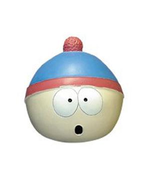 Máscara de Stan South Park de látex para adulto