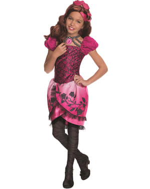 Briar Beauty kostume Ever After High til piger