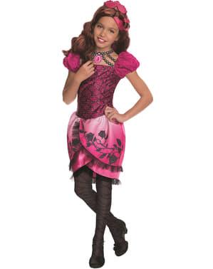Costum Briar Beauty Ever After High pentru fată