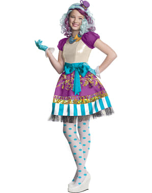 Costum Madeline Hatter Ever After High pentru fată