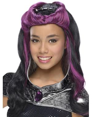 Raven Queen Perücke für Mädchen Ever After High