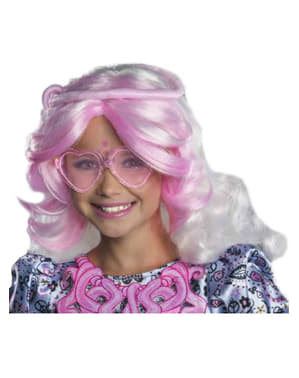 Viperine Gorgon Monster High wig