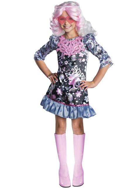 Disfraz de Viperine Gorgon Monster High