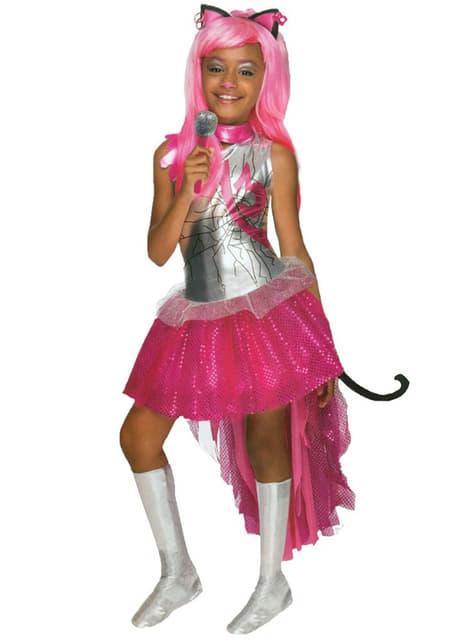 Catty Noir kostume Monster High