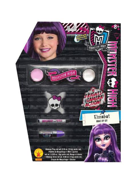 Make up Elissabat Monster High