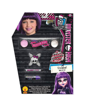 Elissabat Monster High make up
