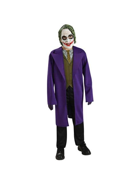 Déguisement de Joker pour adolescent