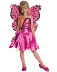 Disfraz de Barbie Mariposa deluxe para niña 4278915b13ac