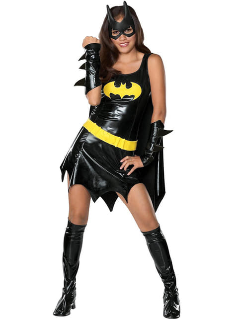 Déguisement de Batgirl pour adolescente