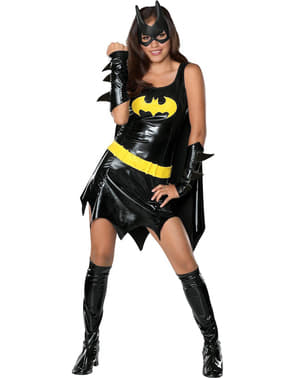Batgirl costume for a teen