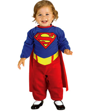Superman Costume for Babies