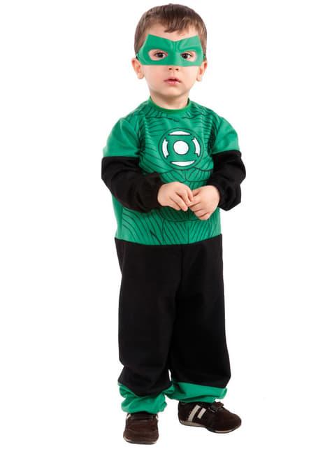 Kostium Hal Jordan Zielona Latarnia dla dzieci