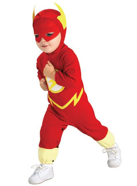 Kostium Flash dla dzieci