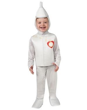 התלבושת הקוסם מארץ עוץ Tin Man עבור ילד