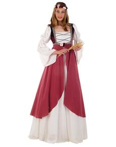Disfraz de Clarisa medieval
