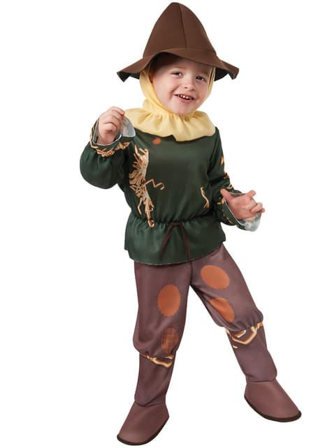 Fato de Espantalho O Feiticeiro de Oz para bebé