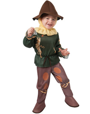 הקוסם מארץ עוץ תחפושת דחליל עבור ילד