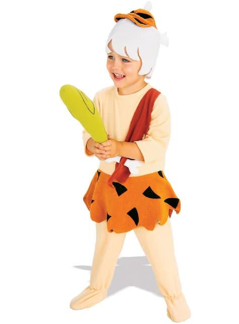 Bamm-Bamm The Flintstones kostuum voor jongens