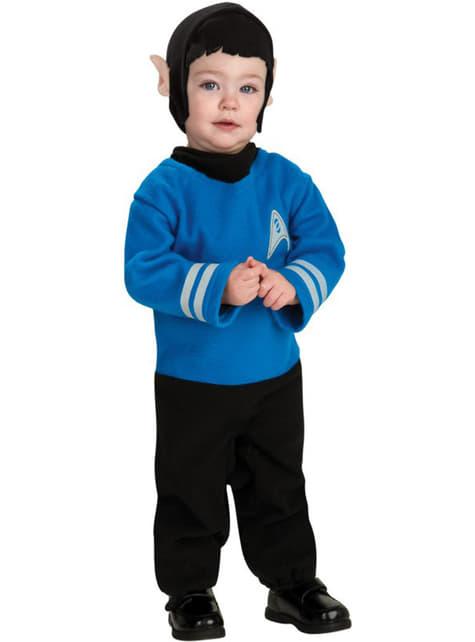Spock Star Trek kostuum voor baby's