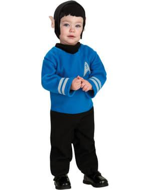 תחפושת ספוק מסע בין כוכבים עבור ילד