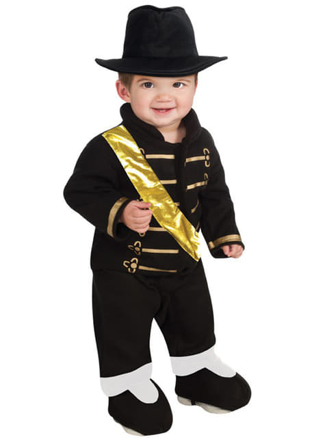 Michael Jackson military costume for a child