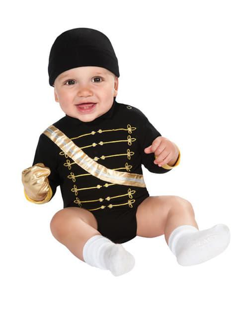 Michael Jackson military baby grow for baby