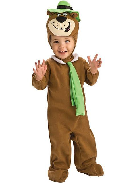 יוגי דוב תחפושת עבור ילד