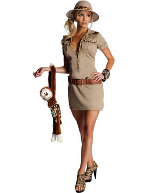 Jane Tarzan costume for a woman