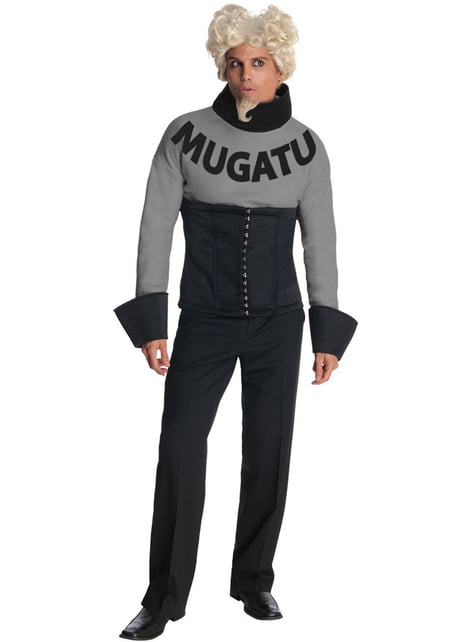 Disfraz de Mugatu Zoolander para hombre