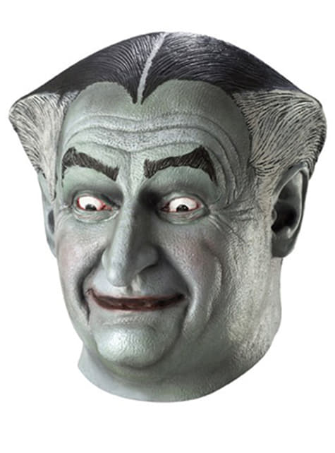 Grandfather The Munsters latex mask for an adult