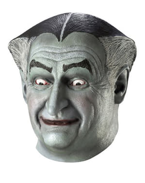 The Munsters Farfar Munster Latexmask Vuxen