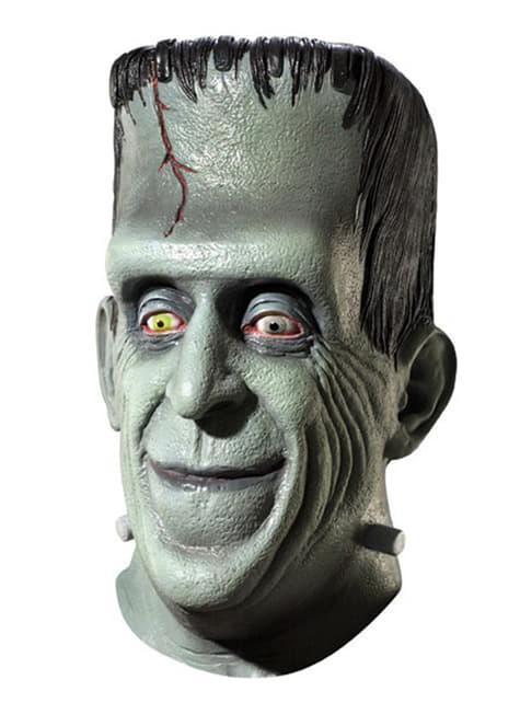 Herman Munstersova latexová maska pre dospelých