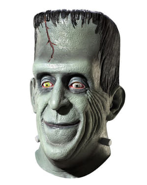 Herman The Munsters latex mask for an adult