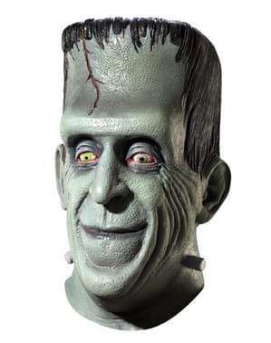 Máscara de Herman La Familia Monster de látex para adulto
