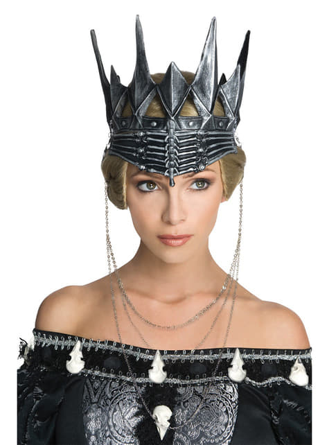 Ravenna királynő korona nőknek
