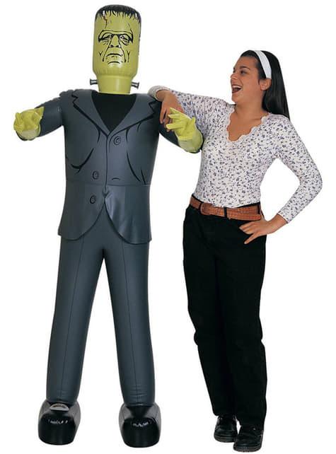 Figura insuflável de Frankenstein