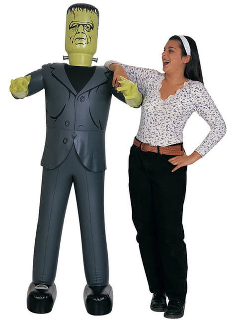 Frankenstein inflatable figure