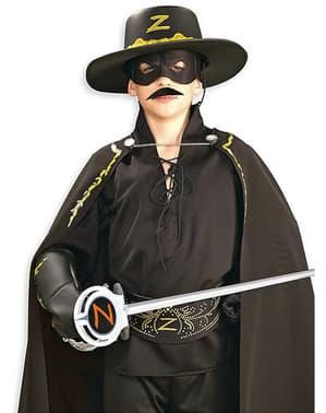 Bigote de El Zorro postizo
