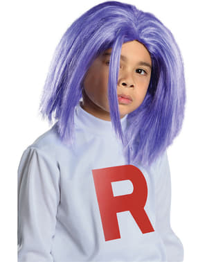 James Team Rocket Parykk Gutt