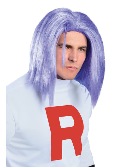 James Team Rocket wig for a man