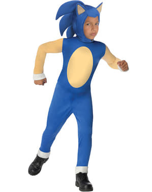 Costume di Sonic per bambino