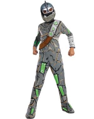 Disfraz de Crusher Skylanders Giants para niño