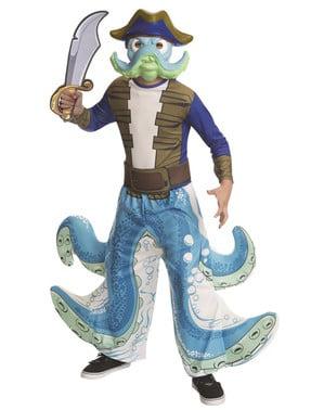 Wash Buckler Skylanders Gigant Kostyme for Barn