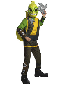 Stink Bomb Skylanders Giants costume for a child  sc 1 st  Funidelia & Skylanders Costumes online | Funidelia